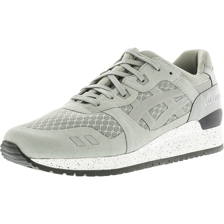 ASICS Asics Men's Gel Lyte Iii Ns Light Grey Ankle High Fashion Sneaker 9.5M