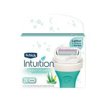 Schick Intuition Sensitive Care Women's Razor Blade Refills, 3 Ct