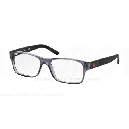 RALPH LAUREN Eyeglasses PH2117 5407 Crystal Grey (Ralph Lauren Eyeglasses For Women)