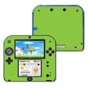 Skin Decal Wrap for Nintendo 2DS sticker Green