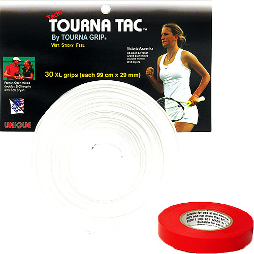 Tourna-Tac White 30-Pack by Unique Sports Products Inc.