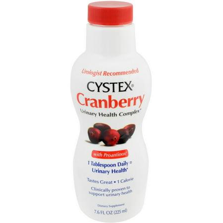 Cystex Liquid Cranberry Complex 7.60 oz (Pack of 4)