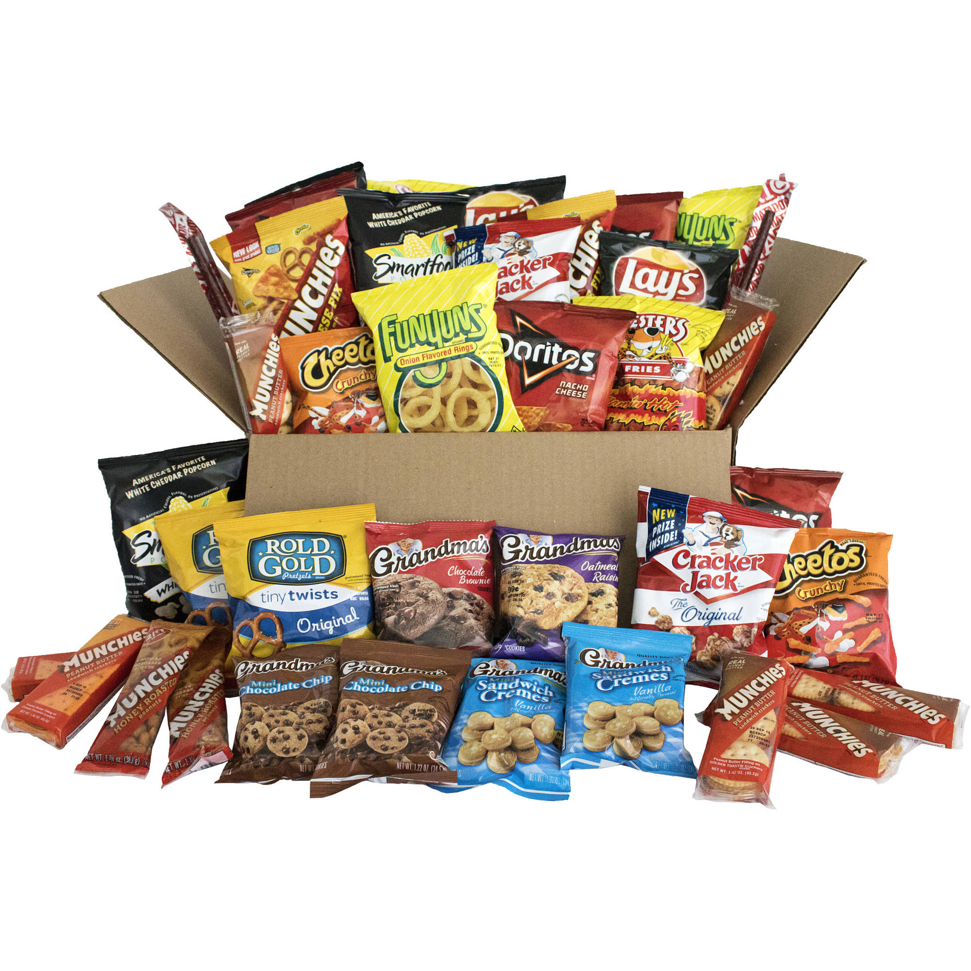 Frito lay stock options