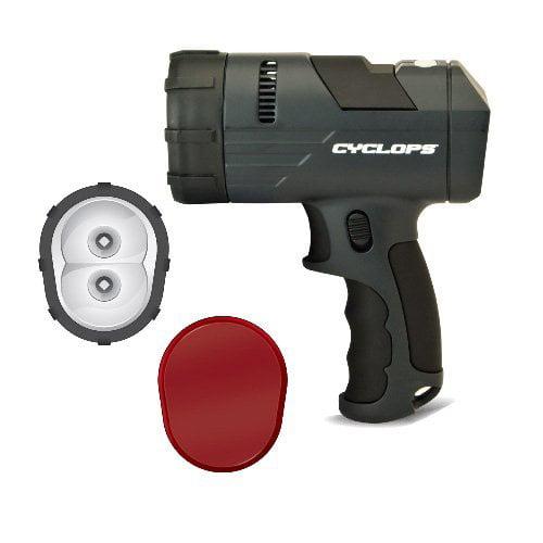 Cyclops Revo Battery Operated LED Handheld Spotlight - 900 Lumen