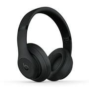 Beats Studio3 Wireless Noise Cancelling Headphones with Apple W1 Headphone Chip - Matte Black