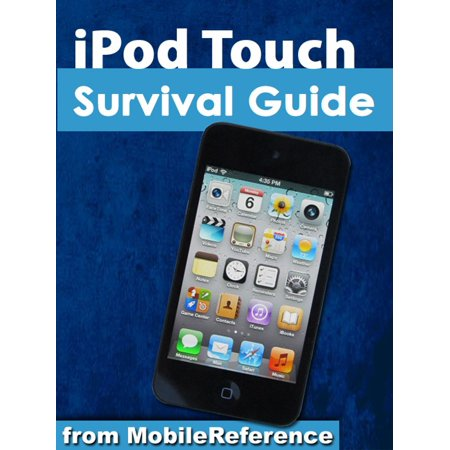 iPod Touch Survival Guide: Step-by-Step User Guide for iPod Touch: Getting Started, Downloading FREE eBooks, Buying Apps, Managing Photos, and Surfing the Web - (Getting Started With Asp Net Web Api)