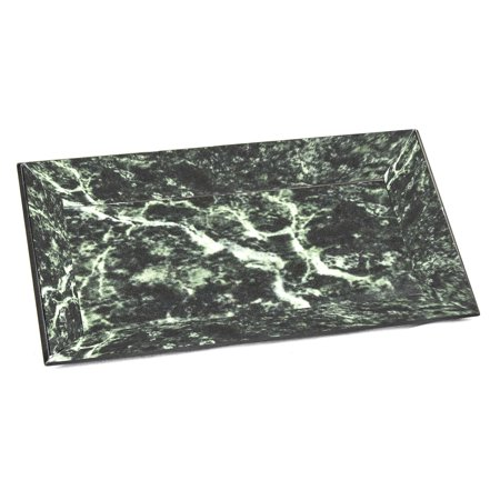Sagebrook Home Glass Decorative Tray - -