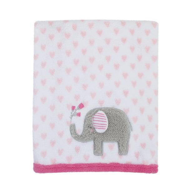 Baby Elephant Crochet Applique Pattern • Kerri's Crochet | 612x612
