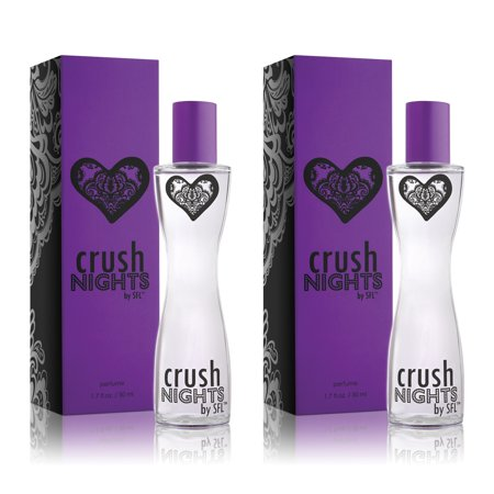 Crush Nights by SFL, 1.7 oz Perfume Spray | (2 pack)