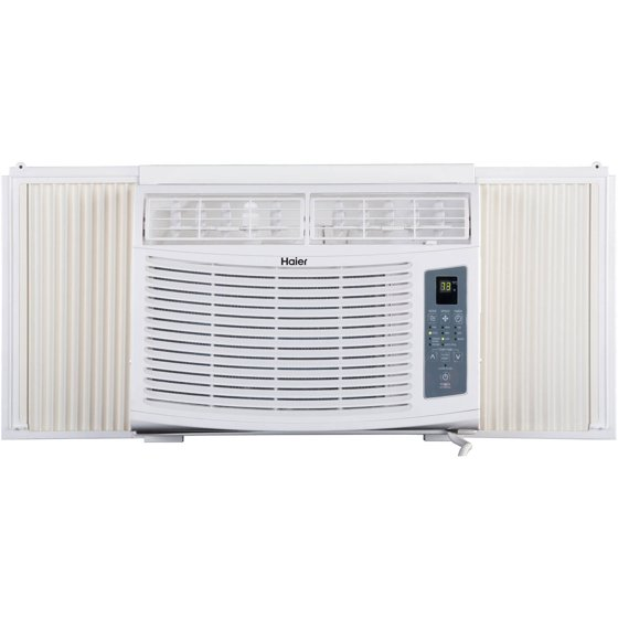 Haier 8,000 BTU Window Air Conditioner Factory Reconditioned