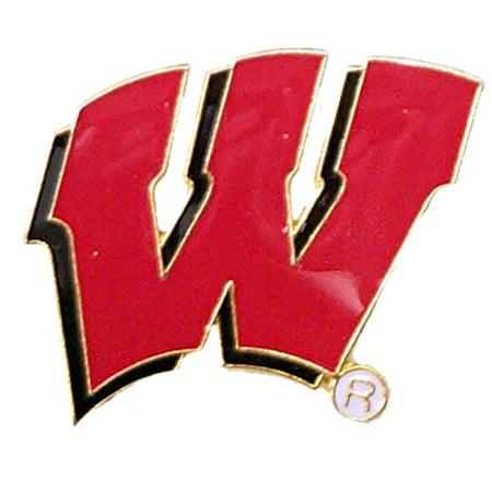 University College Logo Pin - Wisconsin Logo Pin