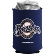 Milwaukee Brewers Navy Blue Collapsible Can Cooler - No Size