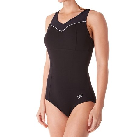 Empire Swimsuit (Womens Empire Hydro-Bra One-Piece Swimsuit 6)