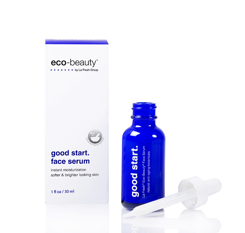 Eco Beauty Good Start Face Serum With Natural Anti Aging Botanicals, 1...