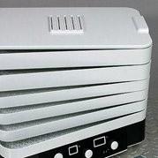 L'Equip Food FilterPro Dehydrator Deep Trays- 2 pk - White