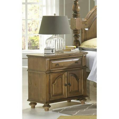 Progressive Furniture Surrey Bay 1 Drawer Nightstand