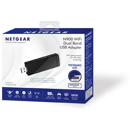 Netgear N900 Wireless Dual Band USB Adapter