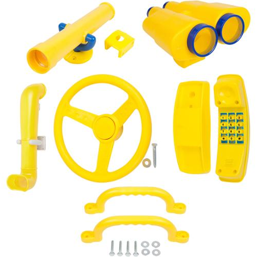 Swing Set Stuff Deluxe Accessories Kit Yellow