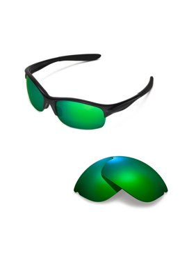 67a5efff39 Product Image Walleva Emerald Polarized Replacement Lenses for Oakley  Commit SQ Sunglasses