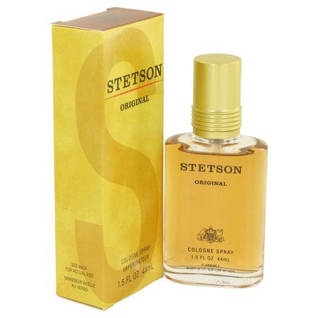 Stetson Original Cologne Spray for Men, 1.5 fl - Stetson Cross