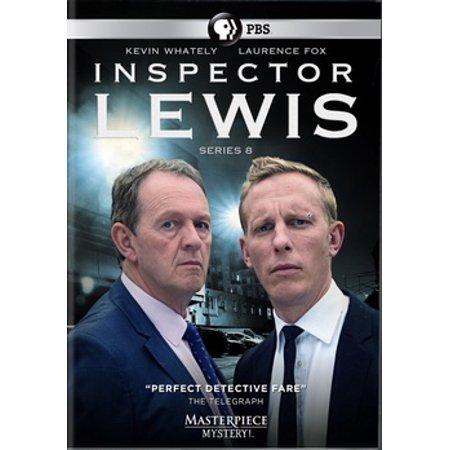 Inspector Lewis: Series 8 (DVD) ()