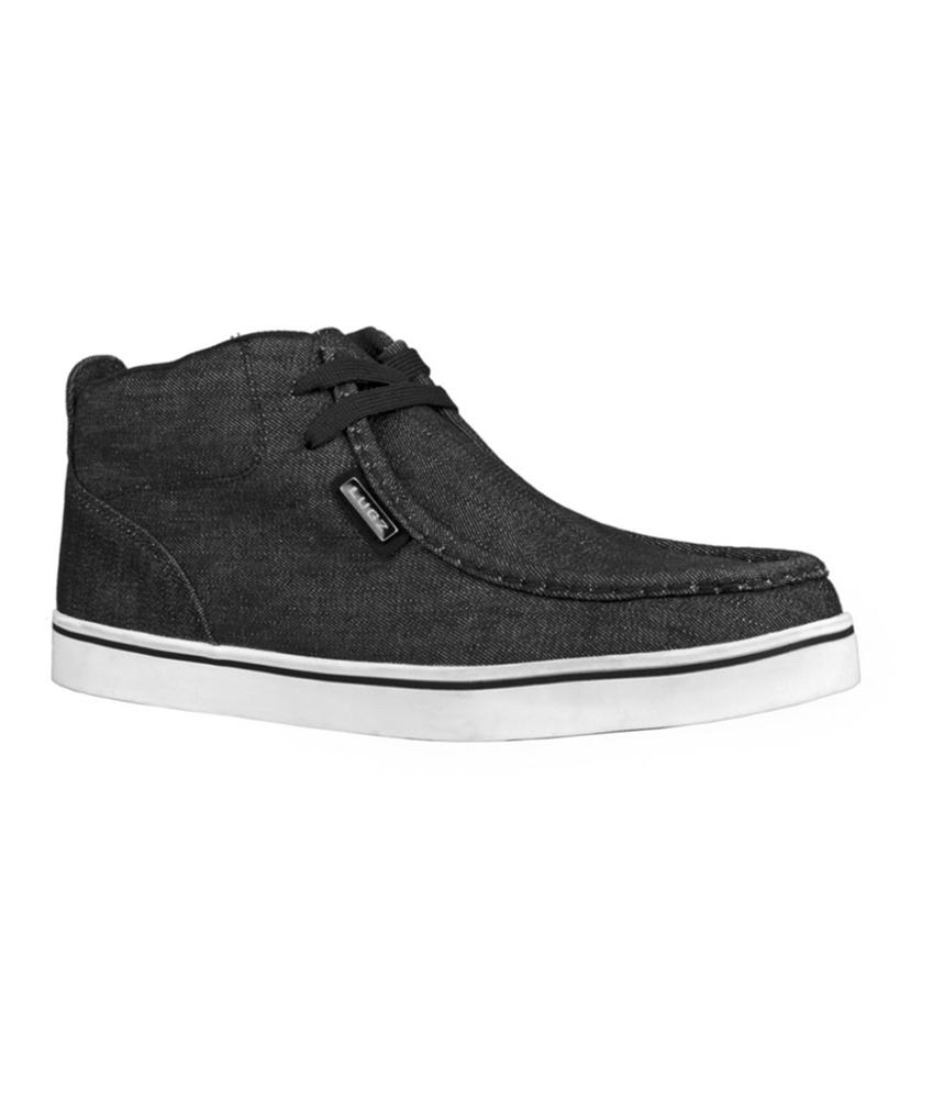 Lugz Mens Strider Denim Sneakers by