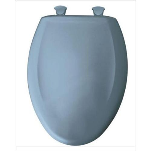Bemis 1200SLOWT Lift-Off Plastic Elongated Slow-Close Toilet Seat, Available in Various Colors