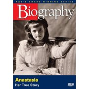 Biography Anastasia: Her True Story by