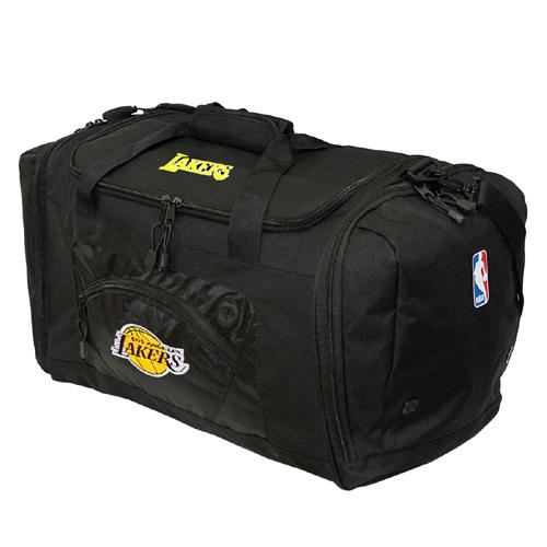 Concept 1 CNO-NBLA5011 Los Angeles Lakers Nba Roadblock Duffle Bag