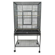 YML AV3018AS 1/2 in. Bar Spacing Aviary Cage with Stand - 31L x 19W x 61H in.