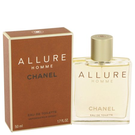 ALLURE by Chanel Eau De Toilette Spray 1.7 oz for