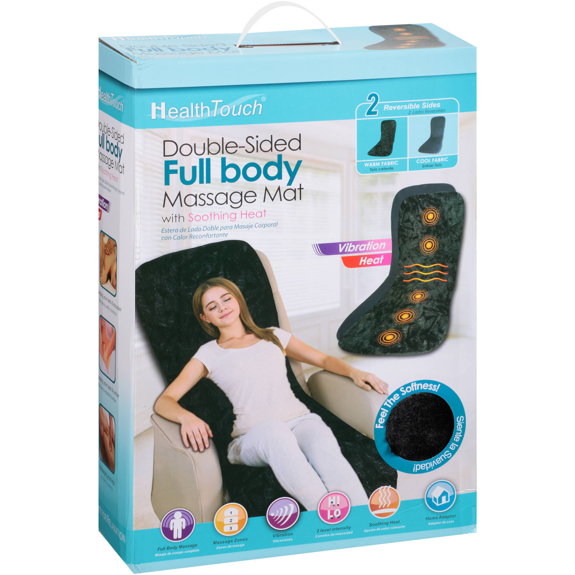 massage body Touch the