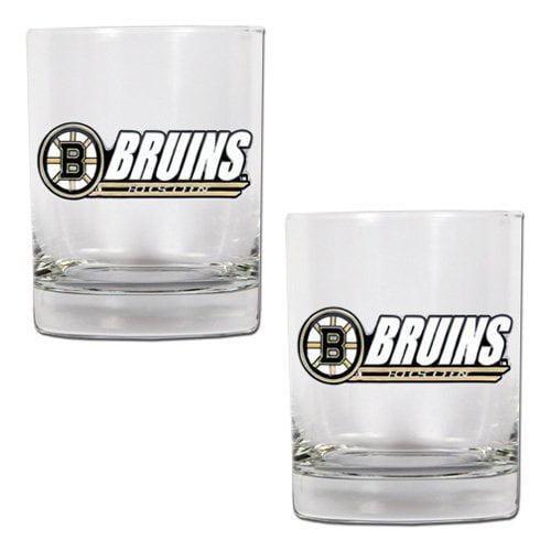 Great American NHL Rocks Glass Set