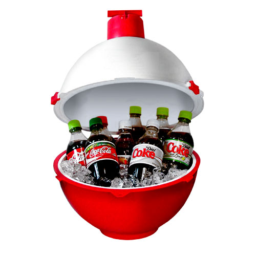 Big Bobber Pool Floating Cooler by Creative Sales