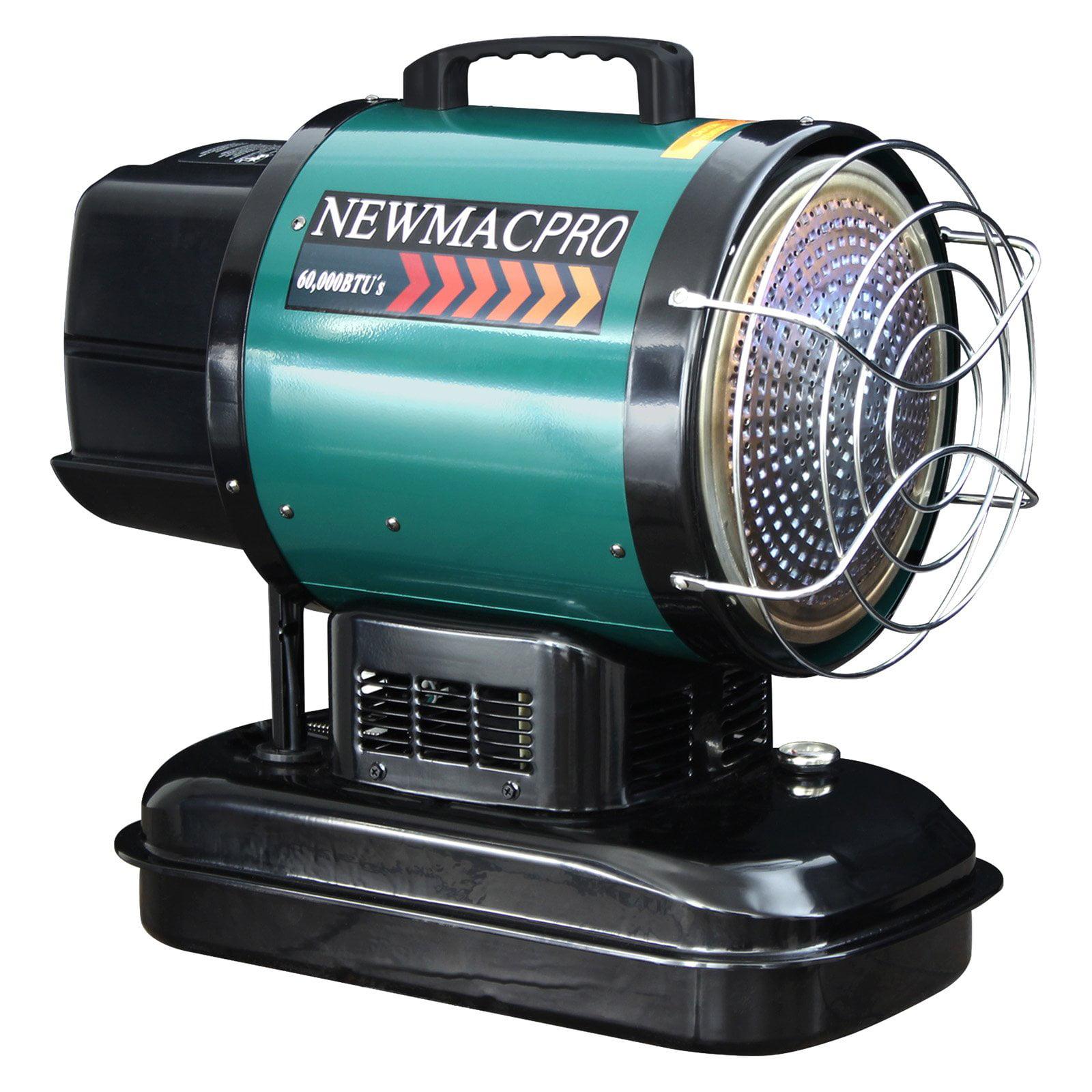 NewMac Radiant Kerosene Heater by United States Stove Company