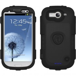 Trident - Perseus Case for Samsung Galaxy S4 - Black
