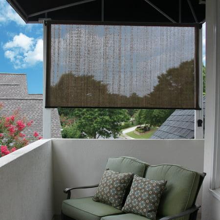 Upc 048037791065 Radiance Bamboo Outdoor Roller Sun