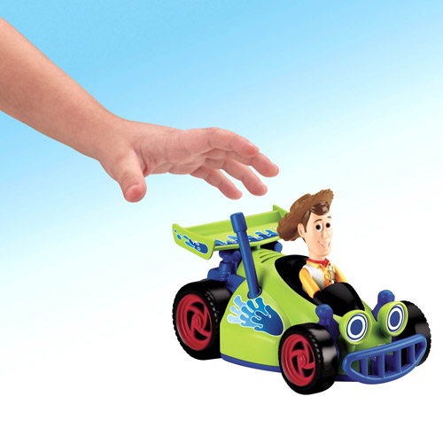 Fisher-Price Shake-N-Go Toy Story 3 Woody and RC Racer