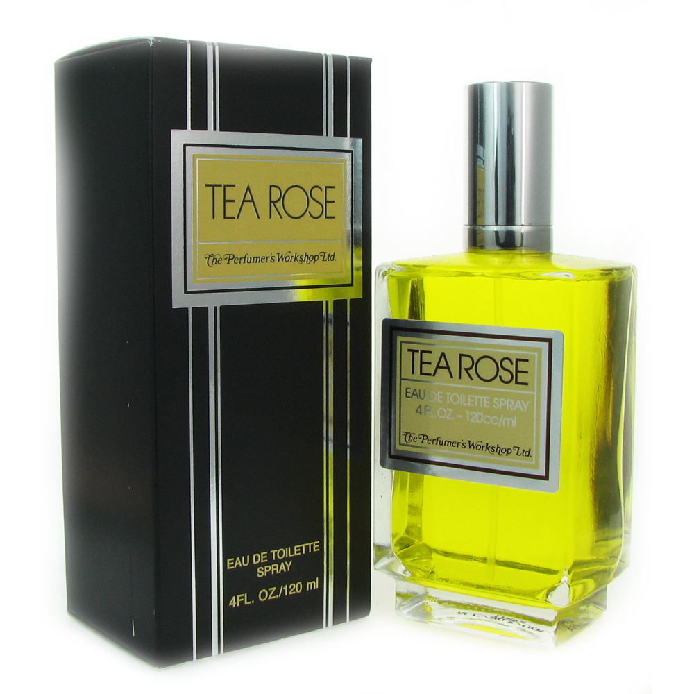 Tea Rose by Perfume's Workshop 4.0 oz EDT Spray - Walmart.com