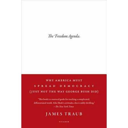 The Freedom Agenda - eBook