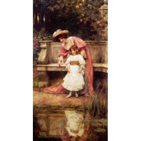 There They Go by George Sheridan Knowles (1863-1931) Canvas Art - George Sheridan Knowles (18 x 24)