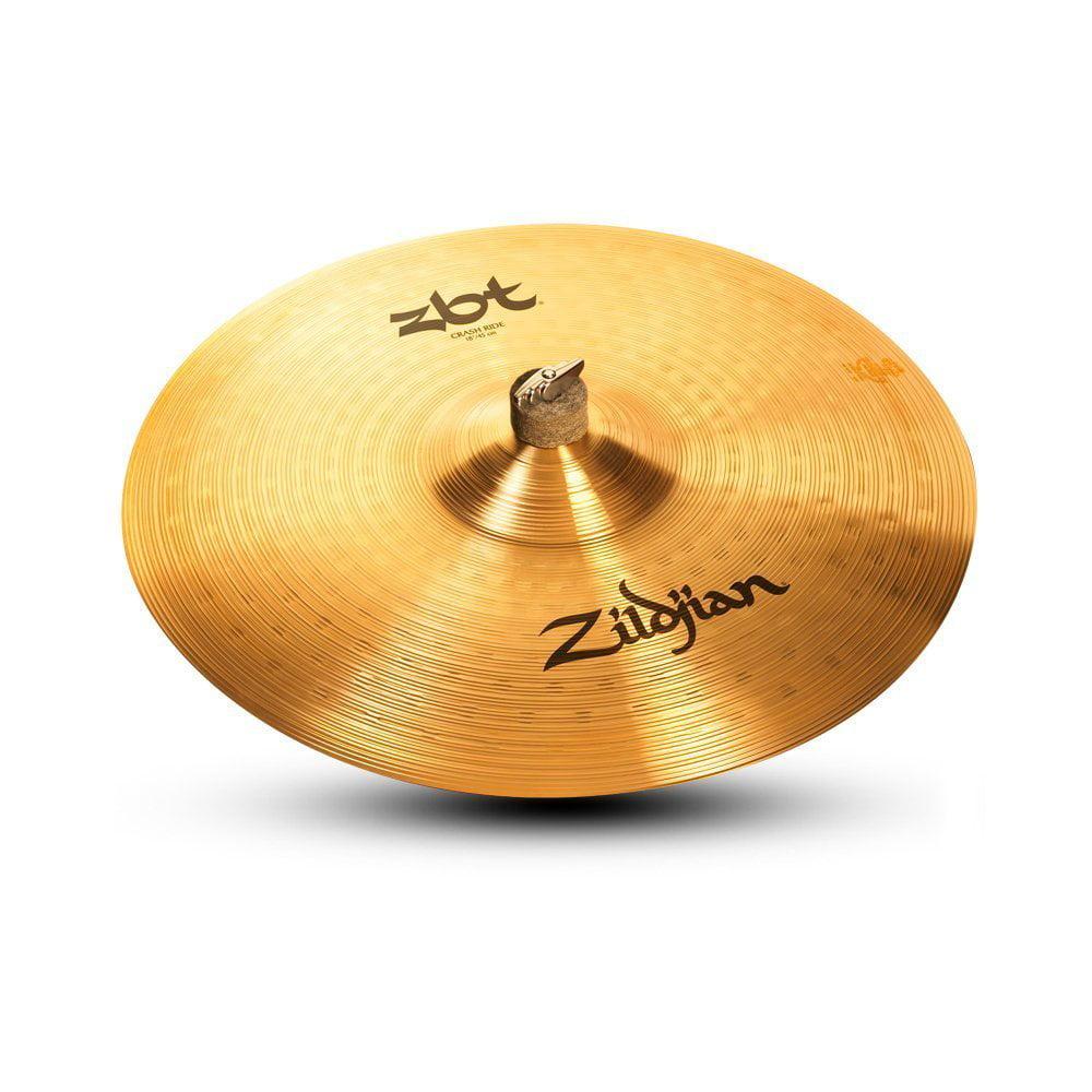 "Zildjian ZBT18CR ZBT 18"" Medium Thin Crash Ride Cymbal by Zildjian"