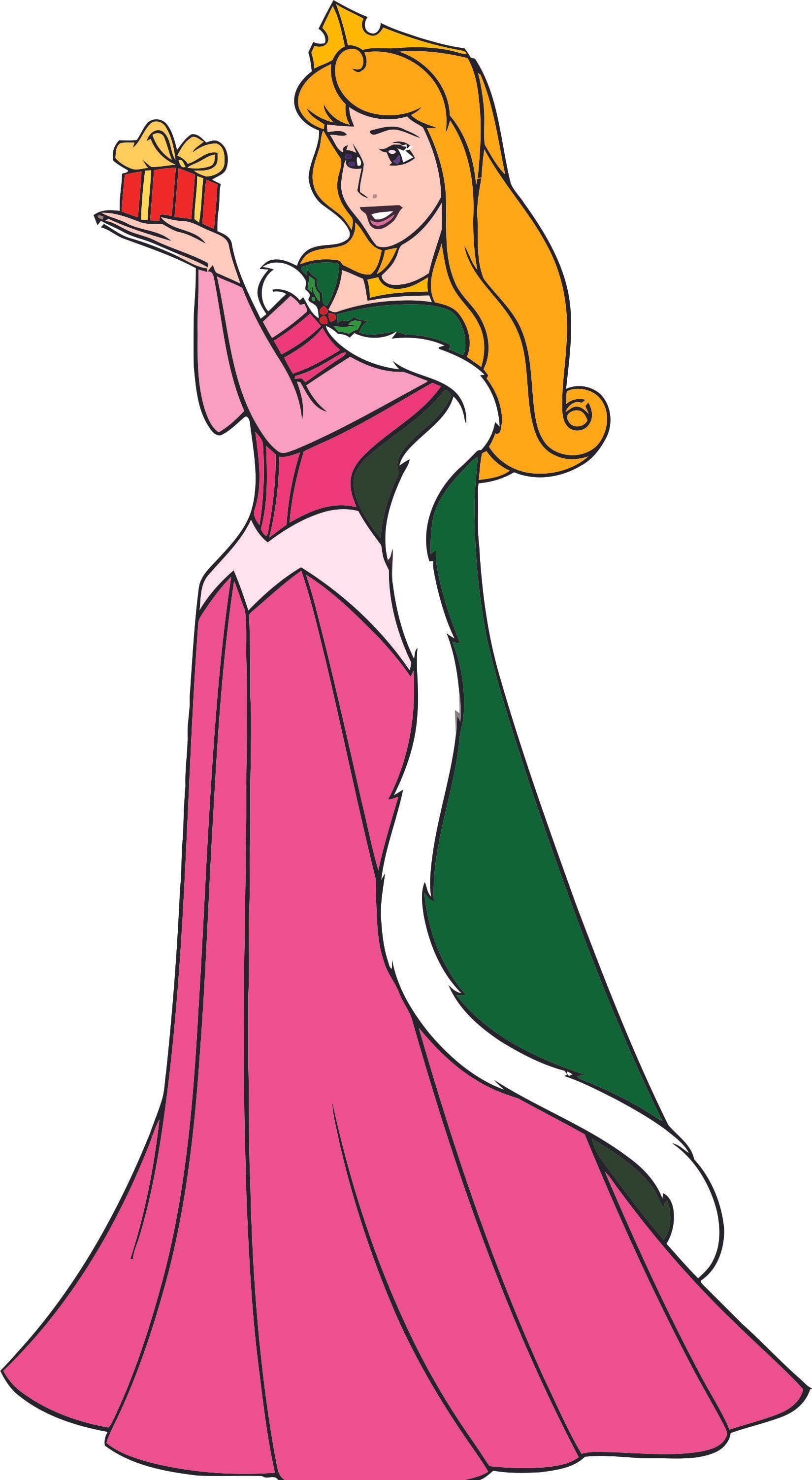 Princess Aurora Disney Princess Princesses Girl Girls Wall Decals