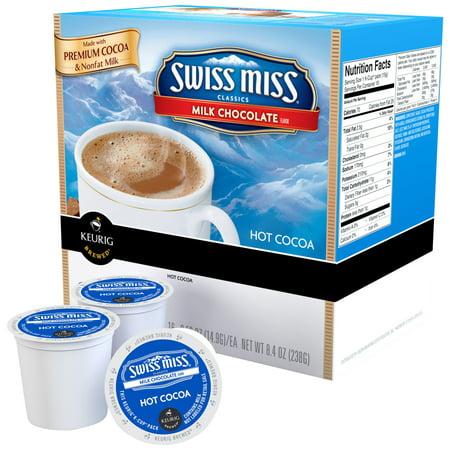Keurig K-Cups Swiss Miss Milk Chocolate 16-pk. One Size