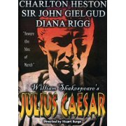 Julius Caesar with Charlton Heston Sir John Gielgu by Victory Multimedia