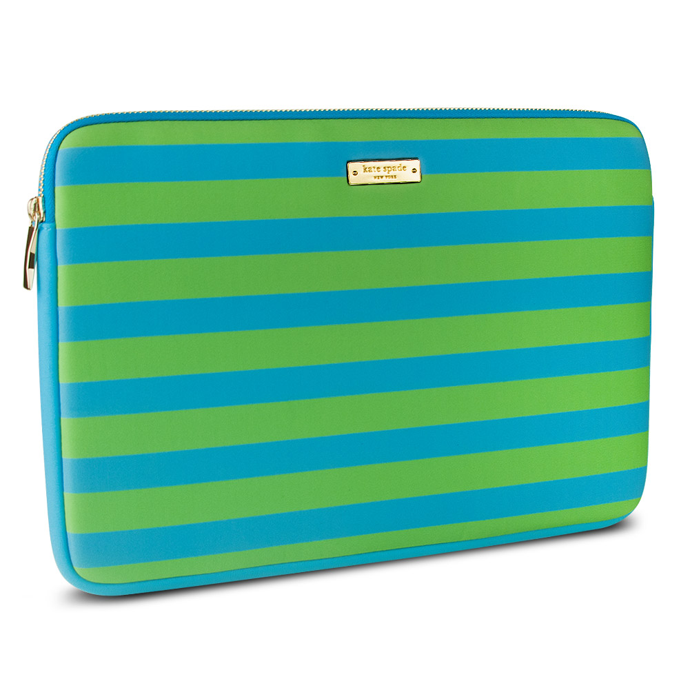 Kate Spade Neoprene Sleeve for Microsoft Surface Pro 3, Candy Stripe