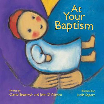 At Your Baptism (Board Book)