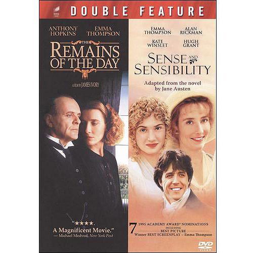 Remains Of The Day / Sense And Sensibility