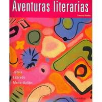 Aventuras Literarias : Text with Student Audio CD