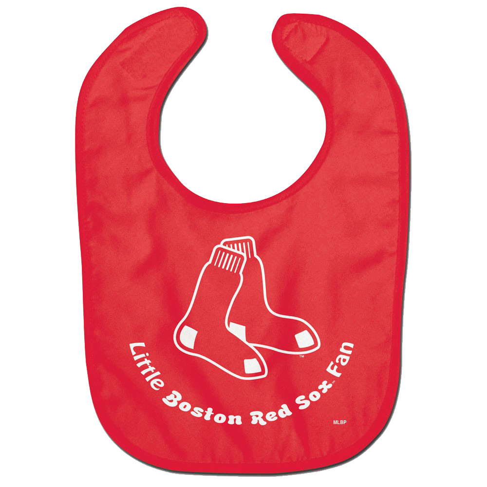 Boston Red Sox WinCraft Infant Lil Fan All Pro Baby Bib - No Size